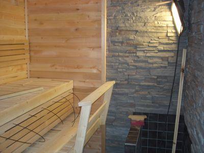Kimara talon sauna